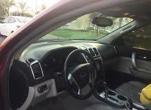 sale GMC acadia 2008 in good condition