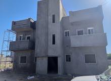 عماره تتكون من أربعة شقق في طرابلس