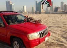 2000 model Jeep grand Cherokee RTA test passed