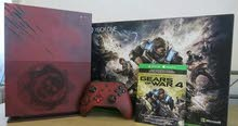 Xbox one s (GOW4)