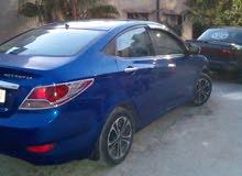 Automatic Hyundai Accent 2013