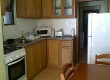 شقة رووف مقروشه للايجار خلدا 100 مثتر