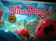 مطلوب CD ألعاب slime rancher مستعمل لأقل سعر