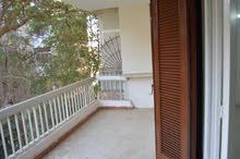 شقة 3غرف بجوار بنك مصر للايجار فاضية اول بلكونة  بالحى المتميز 6أكتوبر