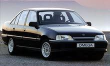 Opel Omega 1992 For sale - Black color