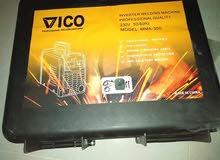 ماكينة لحام 300 أمبير ماركة vico