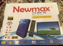 ريسيفر new max جديد (غير مستعمل) للبيع