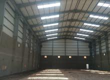 مصنع للبيع بالمنطقة الصناعية جمصة صناعى وغزائى