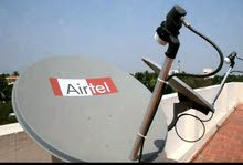 I DO ANY DISH SATELLITE WORK AND SALE AND HD AIRTEL RECIVER SALE DISH CALL MY WH