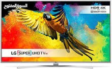 للبيع شاشة LGموذيل 6400 اشتريتها بي1300 روح اسال بكم سعرهLG موذيل6400