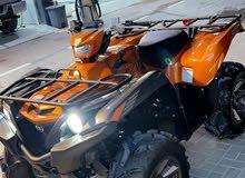قريزلي 700 cc وكاله اليوسف موديل 2021 لمتدد اصدار خاص لون مميز ضمان وكيل دفتر وكيل