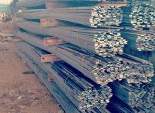 مصنع لدرفلة الحديد الخوص جاهز ع التشغيل للبيع مساحه الارض 2200متر