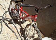 دراجه بحاله ممتازه بسعر حرق 100