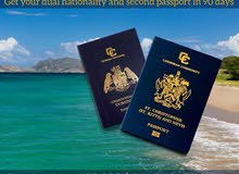 Get your second passport and nationality within four months