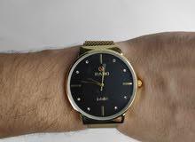 ساعة رجالي سوار مغناطيس -ماركة Rado- متعددة الألوان