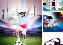 جهاز الواقع الافتراضي Vr box للبيع