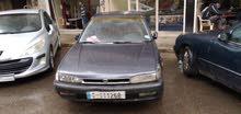 سيارة للبيع  هوندا اكورد موديل 90 لون كحلي،اتوماتيك  ،السعر :11مليون ،موجودة بطرابلس الزاهرية
