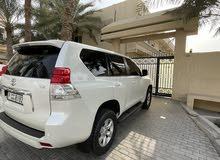 2012 Toyota prado TX-home car