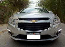 Chevrolet Cruze 1.8 L 2017 Mid Option Agent Service Zero Accident Excellent Condition..