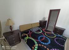 للايجار بعجمان غرفه وصاله مفروش فرش سوبر لوكس بالستى تاور 3300 شامل مع انترنت