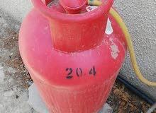 gas sylinder and burner