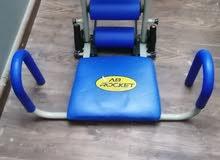 جهاز رياضي AB ROCKET  •  لشد البطن  (
