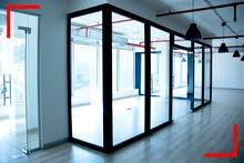 مكتب مميز جداً مساحة 329 متر مربع للبيع