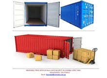 CONTAINERS FOR GOODS STORAGE