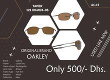 نظارات OAKLEY
