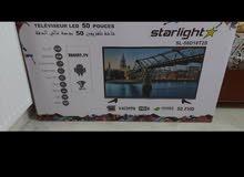 télé starlight 50 pouce