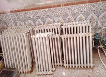 radiateurs à eau chaude en fonte