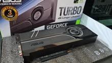 Asus GTX1070 TURBO