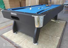 billiard and snooker tables