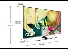 SAMSUNG 55Q75T QLED SMART Tv