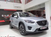 Mazda CX5 2016(Silver)