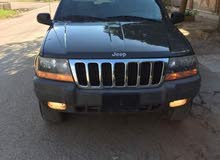 Jeep Grand Cherokee made in 2002 for sale