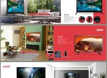 شاشات و ريسيفرات مصنع weier في الصين