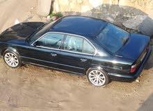 BMW 520 لون اسود ترخص 12. 2019 فل كامل وجير أوتماتيك