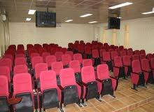 متوفر لدينا كراسي مسرح مع يده دراسيه بسعر مناسب جدا  اتصل للاستفسار   97140788
