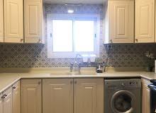 مطبخ بدون الأجهزة الكهربائية