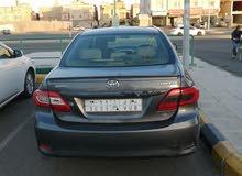Toyota Crolla 2013