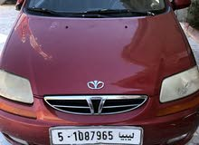 Daewoo Kalos car is available for sale, the car is in Used condition