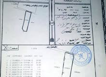 للبيع مزرعه في ابو عبالي بالمصنعه شمال مساحة 2091 متر