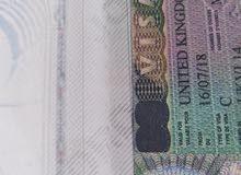 فيزا زيارة استراليا ونيوزلندا وبريطانيا