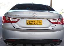 Hyundai Sonata car for sale 2011 in Sohar city
