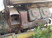 كومبرسه اطلس رباعيه ومحركها ديوتز ( ديوس ) 6  بسطوني شغال وامورها ممتازة مجروره