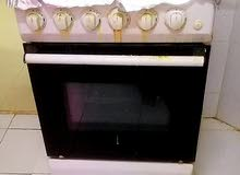 Cooking Range with griller for sale