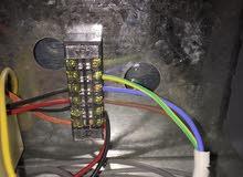 فني كهرباء لصيانه جميع الأعطال الكهربائية