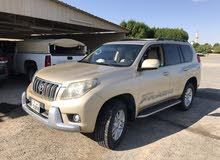 km mileage Toyota Prado for sale