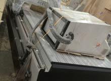 للبيع ماكينات cnc. ايطالية بتقسيط يوجد مكاين حفر على الحديد والخشب والكلادنج